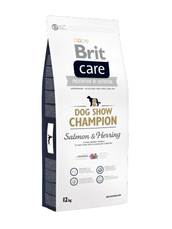 Brit Care Dog Show Champion - 12kg