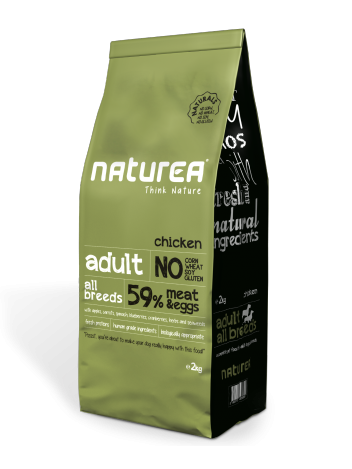Naturea Adult Chicken 2kg