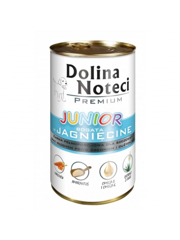 Dolina Noteci Premium Junior - 400g