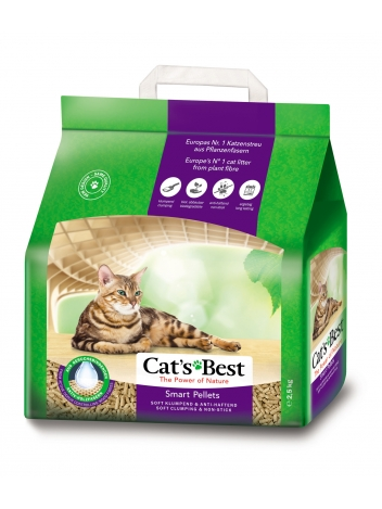 JRS Cat's Best Nature Gold - 5l