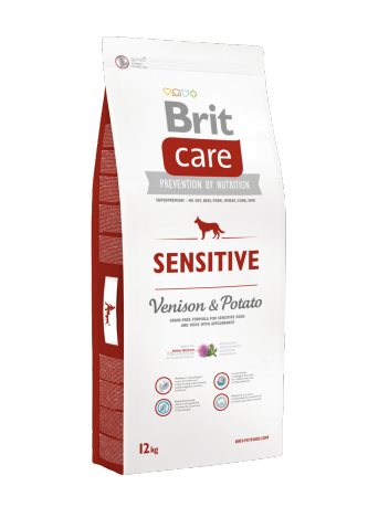 Brit Care Sensitive Venison - 12kg