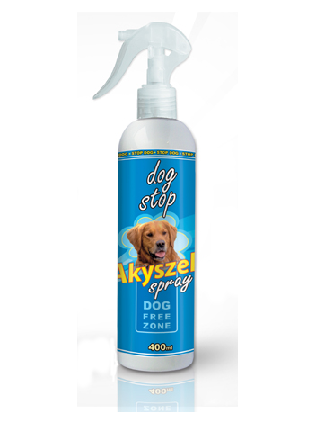 Akyszek Dog Stop Spray - 400ml