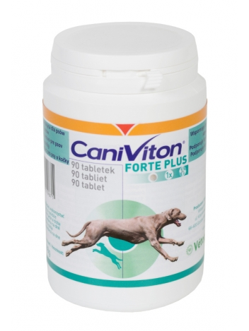 Caniviton Forte Plus - 90 tabletek