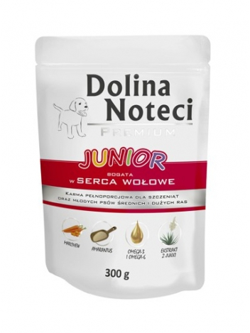 Dolina Noteci Premium Junior - 300g