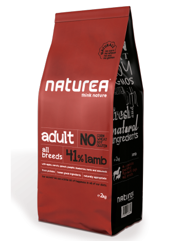 Naturea Adult Lamb 100g