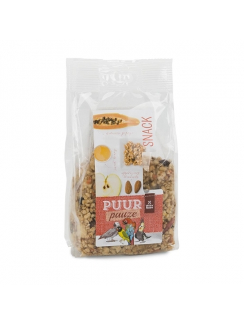 Puur pauze fruit & nut crumble 200g
