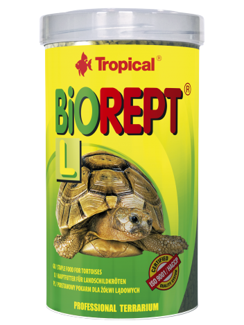 Tropical Biorept L - 140g/500ml