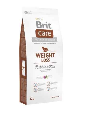 Brit Care Weight Loss Rabbit & Rice - 12kg