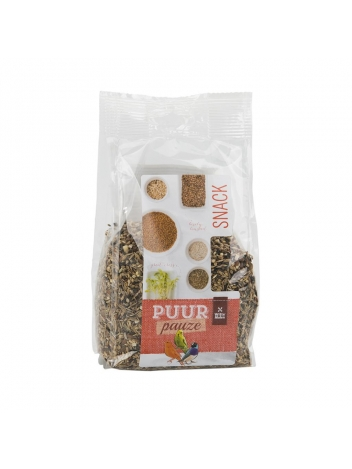 Puur pauze snack mix wild seeds 250g