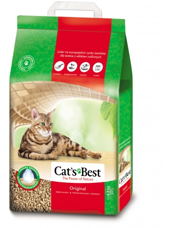 Cat's Best Original - 4,3kg (10l)