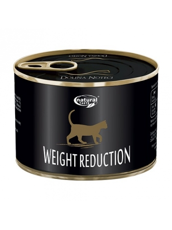 Natural Taste Cat Weight Reduction - 185g