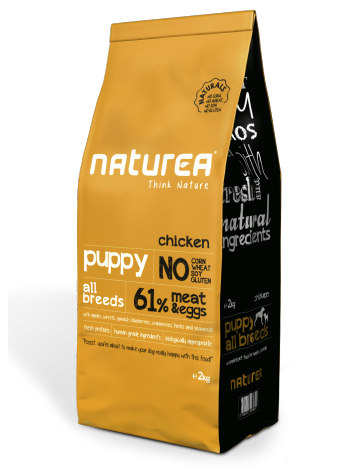 Naturea Puppy Chicken 2kg