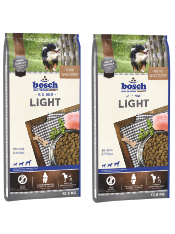 Bosch Light - 2x12,5kg