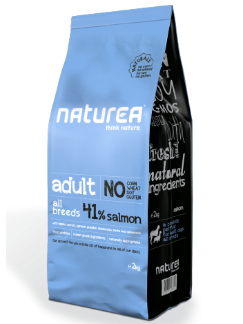 Naturea Adult Salmon 12kg