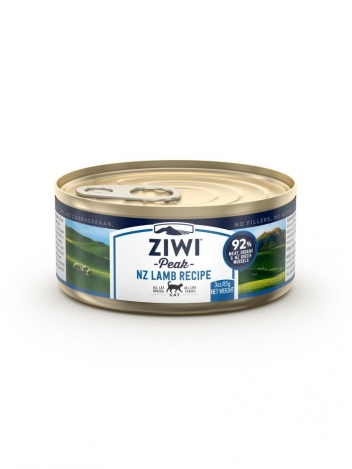 Ziwi Peak Wet Lamb recipe for cat 85g