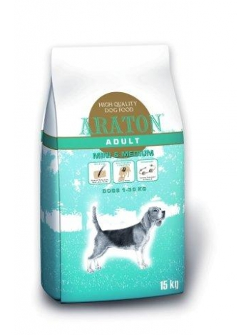 Araton Dog Mini & Medium Adult - 3kg