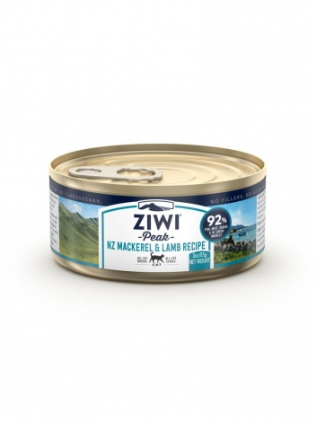 Ziwi Peak Wet Makrela & Lamb recipe for cats 85g
