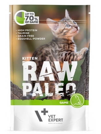 Raw Paleo Kitten Game 100g