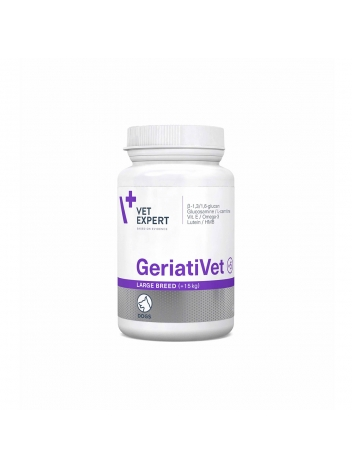GeriatiVet Large Breed - 45 tabletek