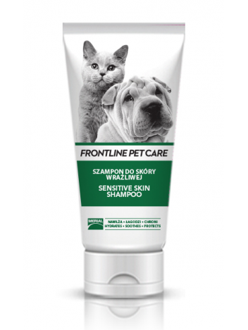 Frontline Petcare Sensitive Skin - 200ml