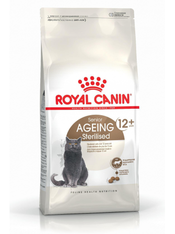 Royal Canin Ageing Sterilised 12+ - 4kg