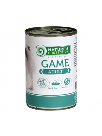 Nature's Protection Adult Game 400g