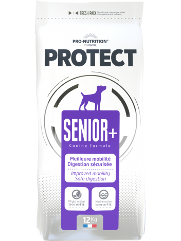 Protect Dog Senior+ 12kg