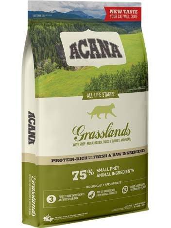 Acana Grasslands Cat 4,5kg
