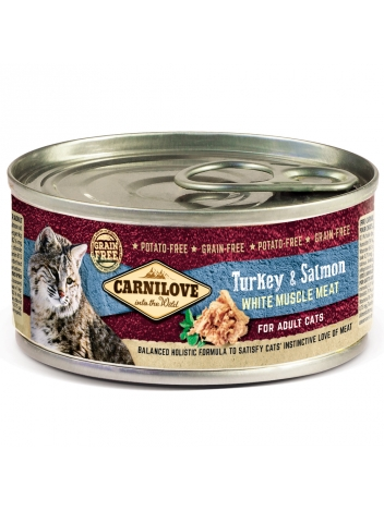 Carnilove Adult Turkey & Salmon 100g