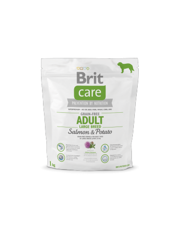 Brit Care Adult Large Breed Salmon & Potato - 1kg