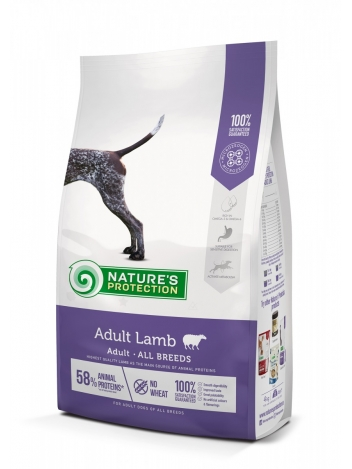 Nature's Protection Adult Lamb 12kg