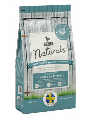 Bozita Naturals Mini Sensitive - 950g