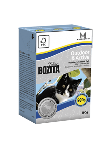 Bozita Outdoor & Active - 190g