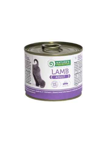 Nature's Protection Adult Lamb 200g