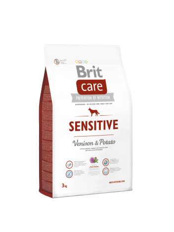Brit Care Sensitive Venison - 3kg
