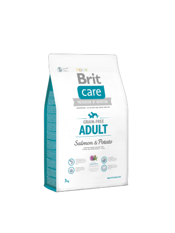 Brit Care Adult Salmon & Potato - 3kg