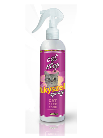 Akyszek Cat Stop Spray - 400ml