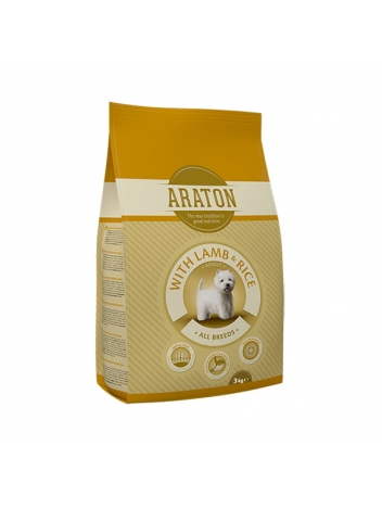 Araton Dog Adult Lamb All Breeds 3 kg