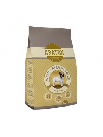 Araton Dog Adult Salmon All Breeds 3 kg