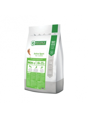 Nature's Protection Active Sport 12kg
