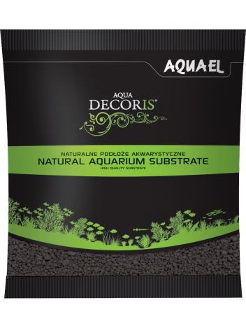 Żwirek Aqua Decoris 2-3mm czarny 1kg