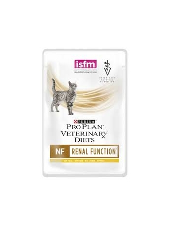 Pro Plan Veterinary NF Renal Function Chicken - 85g