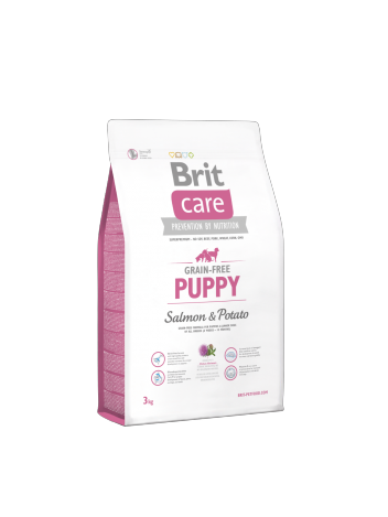 Brit Care Grain-free Puppy Salmon & Potato - 3kg