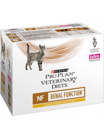 Pro Plan Veterinary NF Renal Function Chicken - 10x85g