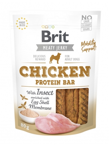 Brit Chicken with Insect Protein Bar 80g