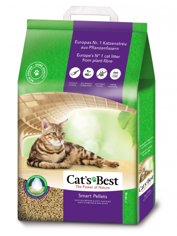 Cat's Best Smart Pellets - 10kg (20l)