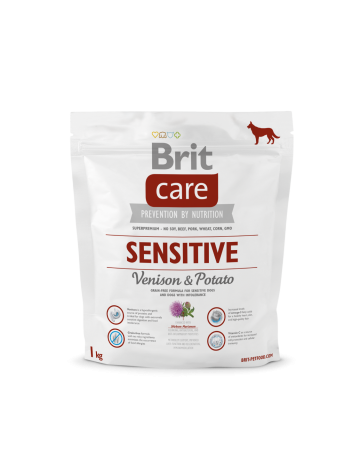 Brit Care Sensitive Venison- 1kg