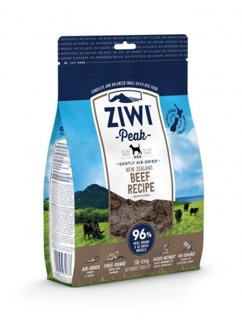 Ziwi Peak Air-Dried Beef for dogs 1kg