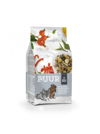 Puur chinchilla & degu 500g