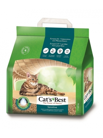 Cat's Best Sensitive 8l (2,9kg)